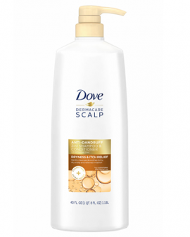 Dầu gội trị gàu Dove Dermacare Scalp 2-In-1 Anti-Dandruff Shampoo and Conditioner 1.18lit