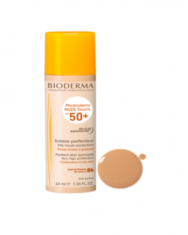 Kem  chống nắng Bioderma Photoderm Nude Touch 50+